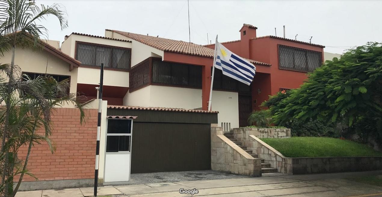 Embajada de Uruguay en el Perú