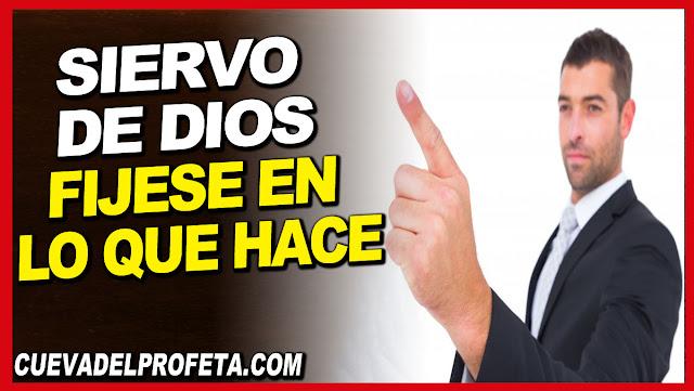 Siervo de Dios fijese en lo que hace - William Marrion Branham en Español