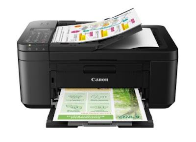 Canon Pixma TR4720 Multifunction Inkjet Printer