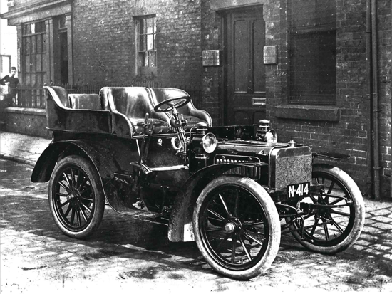 Royce 10 hp prototype