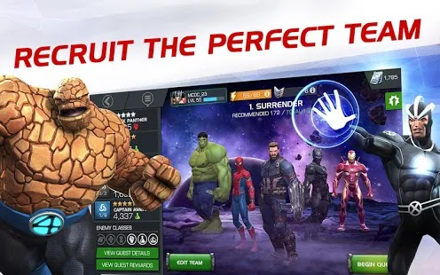 Marvel: Battle of Champions apk for android