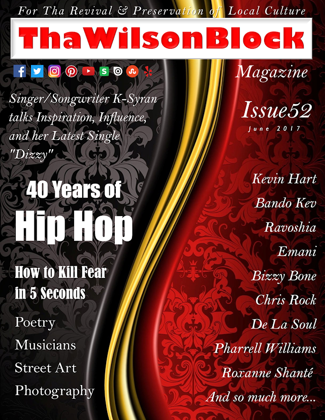 ThaWilsonBlock Magazine Issue52 (June 2017)