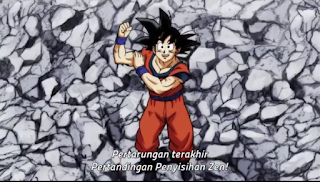 Dragon Ball Super 81 Subtitle Indonesia