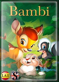 Bambi (1942) HD 720P LATINO/INGLES