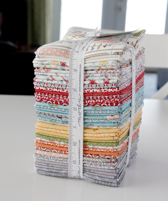 The Treehouse Club fat quarter bundle