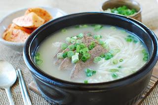 Menu Seolleongtang, Sup Daging Khas Korea 1
