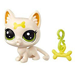 Littlest Pet Shop Lucky Pets Lucky Pets Fortune Cookie Pizzazz (#No#) Pet