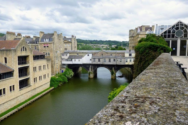 Places to visit in Bath UK - Pulteney Bridge