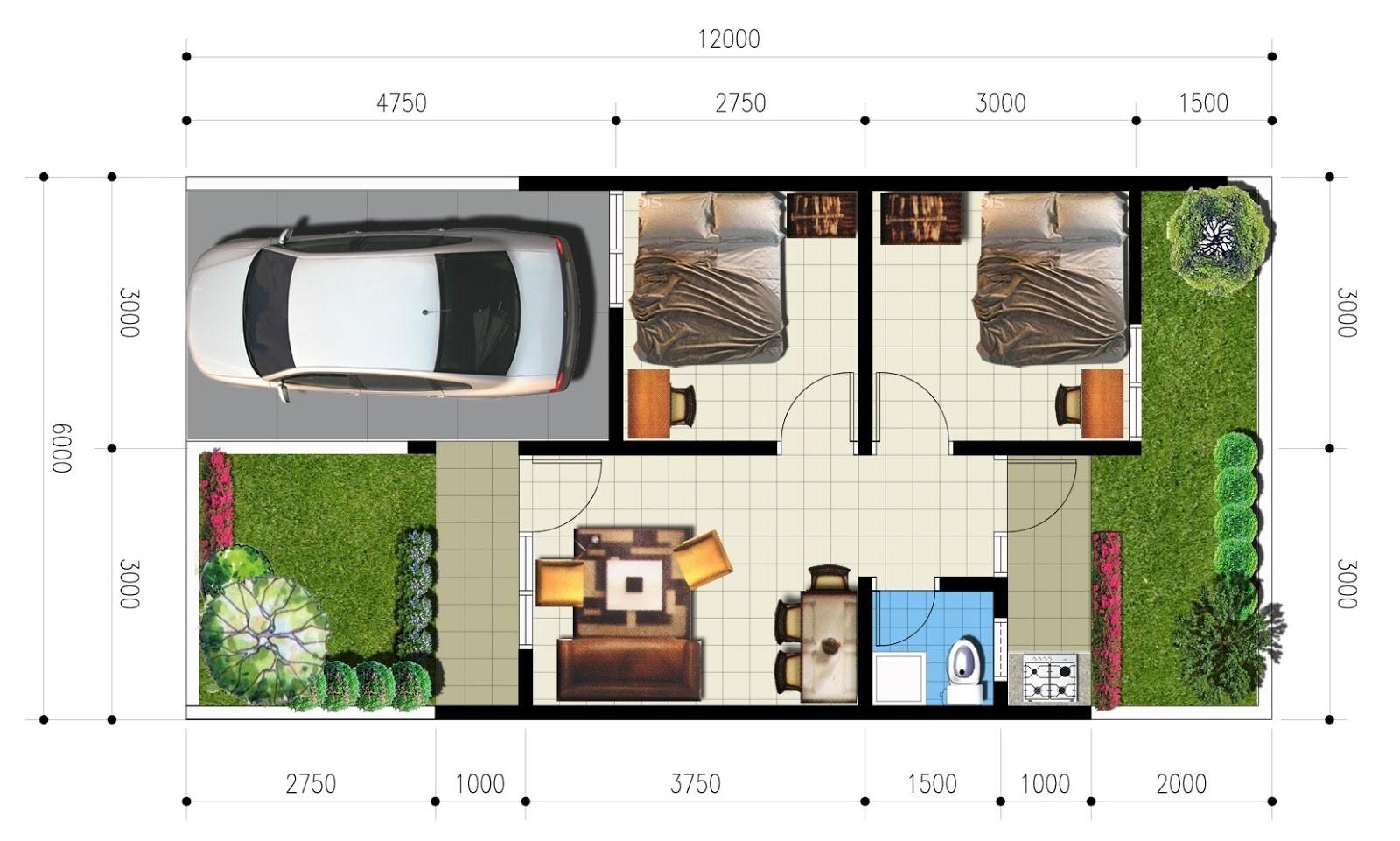 63 Desain Rumah Minimalis Type 27 Desain Rumah Minimalis Terbaru