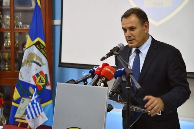 Παναγιωτόπουλος προς Άγκυρα: Έχουμε ισχυρή «ομπρέλα» ασφαλείας