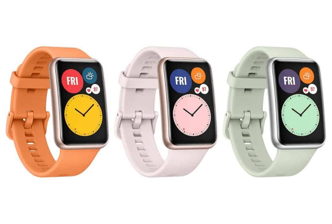 ساعة HUAWEI WATCH FIT تغير سوق الأجهزة القابلة للإرتداء وهذه مواصفاتها وسعرها