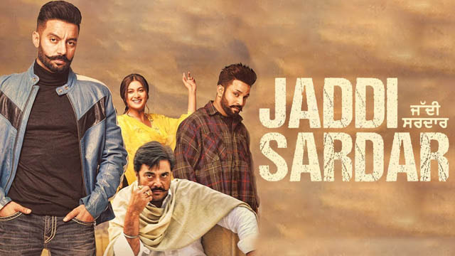 Jaddi Sardar (2019) Punjabi Movie 720p BluRay Download