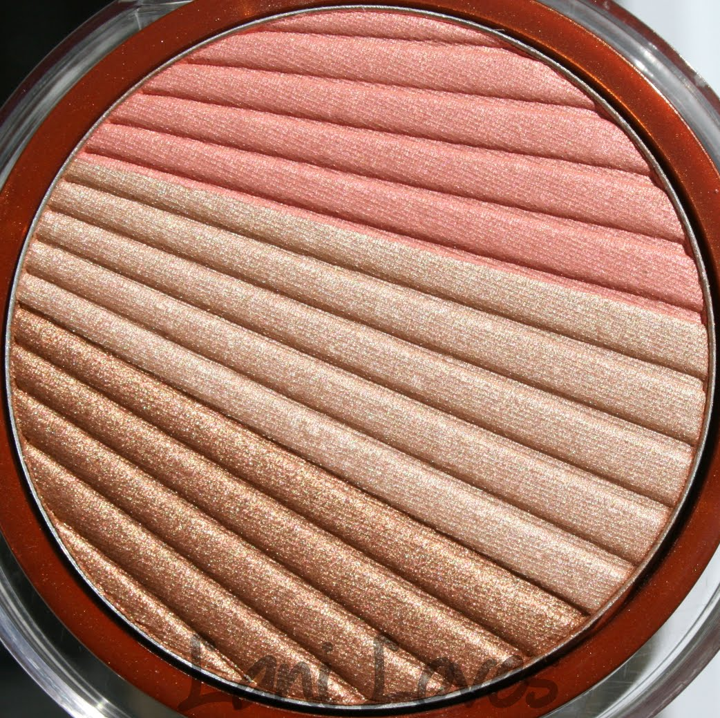 L'Oreal Glam Bronze Sun Radiance Trio