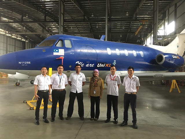 Team Bunga Raya ready to roll with the power of sound, transformed into usable energy in-flight.