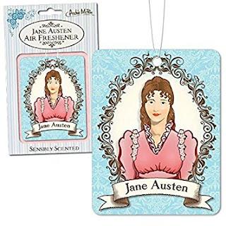 Jane Austen Produits dérivés / Blog / Insolite / Air Freshener