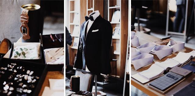 Alternatywne Targi Ślubne w Gdańsku Spinki do mankietów moda męska Pan Młody skarpetki garnitury krawaty Groom wedding fashion cufflinks ties stuits shirts