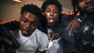 Sticks With Me Lyrics - YoungBoy Never Broke Again