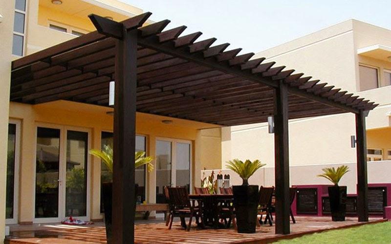 Modern Pergola | Creative Pergola Design | Wooden Pergola ...
