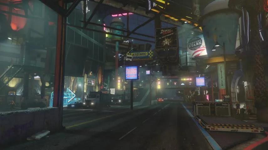 GTA Cyberpunk