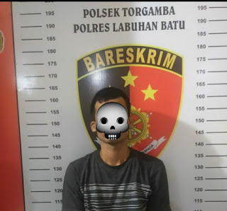 Unit Reskrim Polsek Torgamba Bekuk Pelaku Curas