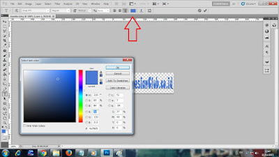 Cara Membuat Logo Headler Blog sendiri dengan Photoshop