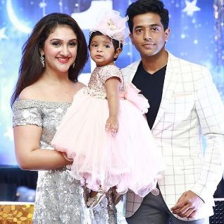 Sridevi Vijaykumar Family Husband Parents children's Marriage Photos