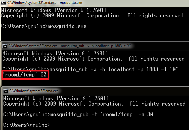 4 steps to install Mosquitto MQTT server on Windows - IoT