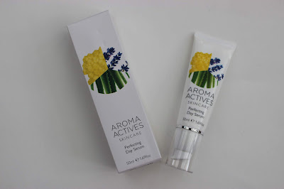 aroma actives perfecting day serum review