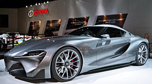 Toyota Supra Release >> 2018 Toyota Supra Release Date Future Cars