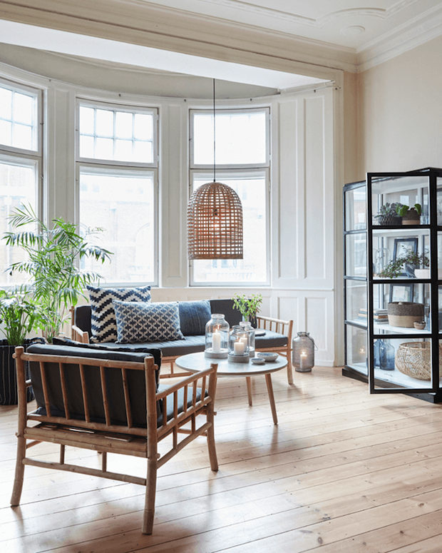 Danish Home Interior Design: A Light And Airy Danish Home With Natural Touches