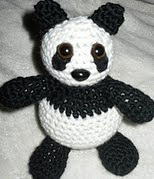 http://www.ravelry.com/patterns/library/panda-amigurumi-2