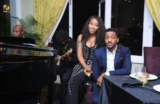 Victoria Kimani and her South African based Nigerian boo, Stanley Obiamalu break up