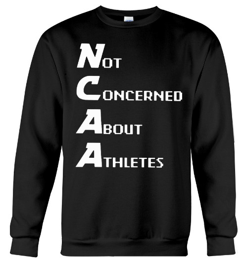 Not Concerned About Athletes Hoodie, Not Concerned About Athletes T Shirt