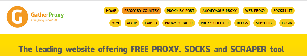 5 Socks Proxy
