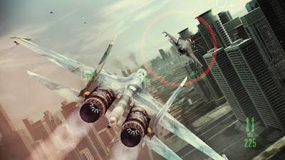 Ace Combat: Assault Horizon PC GamePlay Setup