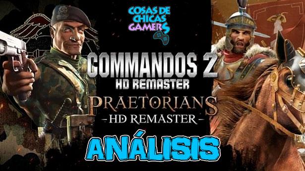 Análisis de Commandos 2 y Praetorians HD Remaster en Xbox One
