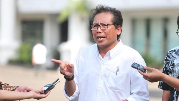 Fadjroel: Jokowi Senang Sekali Lihat Kritik di Indonesia Tetap Ada