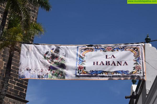 Santa Cruz de La Palma inaugura una muestra en la calle con las mejores imágenes de Los Indianos