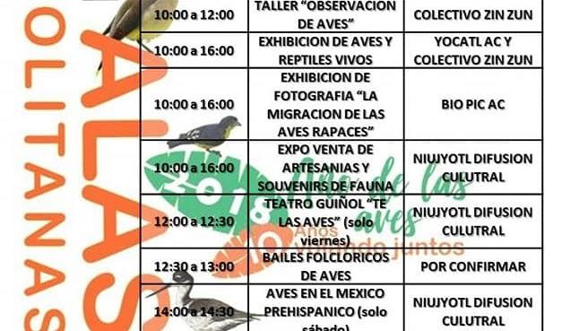 28 y 29 de Septiembre: Museo de Historia Natural de Ecatepec.