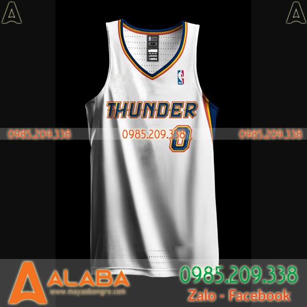 Áo bóng rổ tự thiết kế riêng uy tín Đà Nẵng