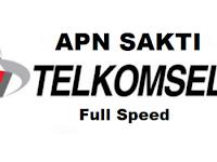 Kumpulan APN Sakti Telkomsel