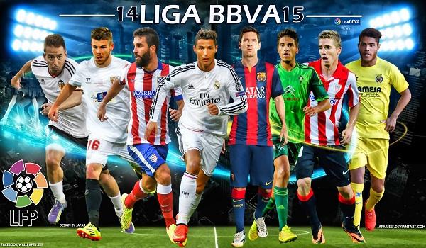 Bintang Liga Spanyol
