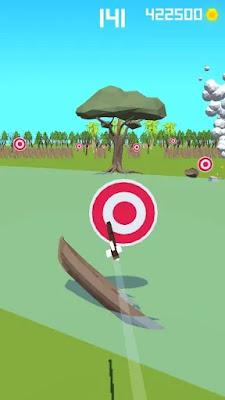 Screenshot Flying Arrow - Apcoid