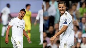 Casemiro y Hazard, bajas ante el Valencia por COVID 19