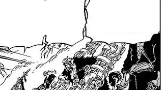 Review One Piece Manga One Piece Chapter 1009