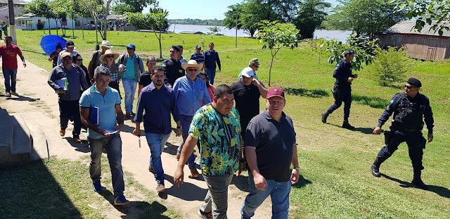 Dr. Neidson indica reforma de Posto Policial do distrito de São Carlos em Porto Velho