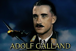 ADOLF GALLAND LEGENDA SANG ELANG LUFTWAFFE