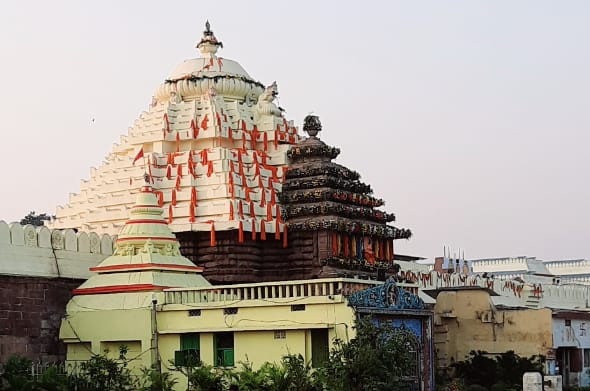 Puri lord Jagannath