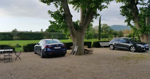 Garten, Alfa Romeo Giulia, Property, Auto, Haus