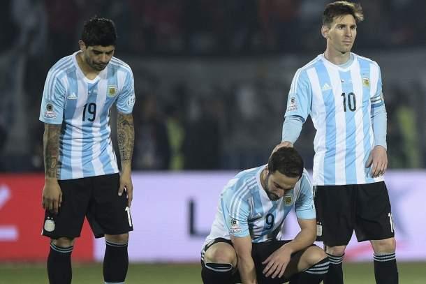 Piala Dunia 2018: Timnas Argentina Terpuruk, Veron: Andai Ada Icardi